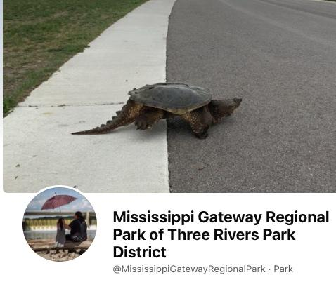 Three Rivers Park Facebook Page