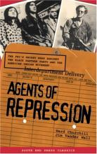 Cover jacket for Agents of Repression