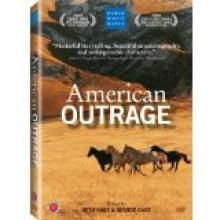 Cover Jacket for American Outrage