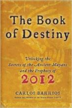 Cover jacket for Book of Destiny