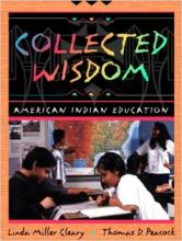 Cover jacket of Collected Wisdom