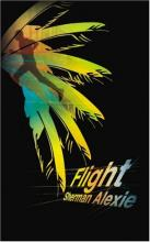 Cover Jacket for Flight by Sherman Alexie