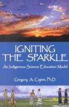 Cover jacket for Igniting The Sparkle