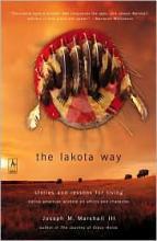 image of Lakota Way book cover