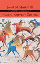 Cover jacket for The Long Knives Are Crying