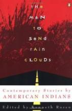 Cover jacket for The Man To Send Rain Clouds