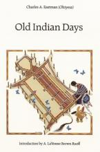 Cover jacket for Old Indian Days