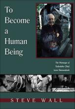 Cover jacket for To Become A Human Being